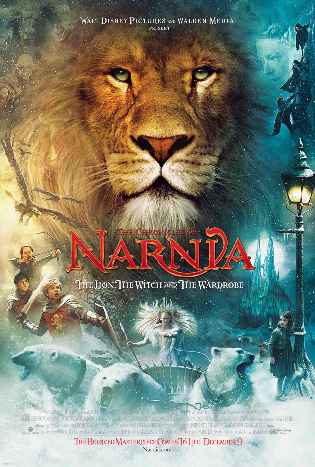 The Chronicles of Narnia Narnia_Poster